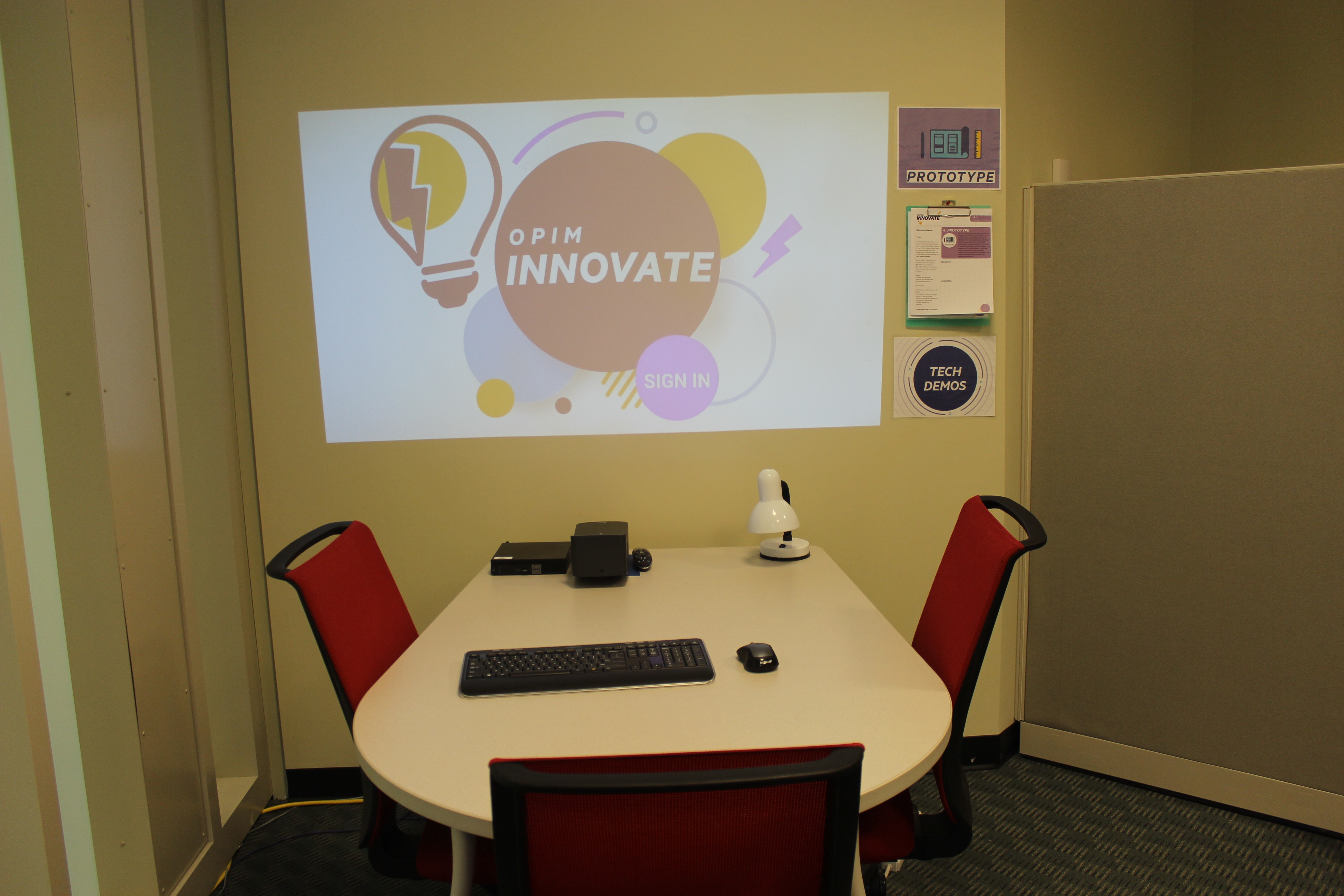 Innovation Space: Prototype Space